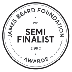 James Beard Foundation Semi Finalist